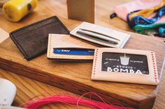 Studio Bomba 'Hide & Stitch' Leather Workshop