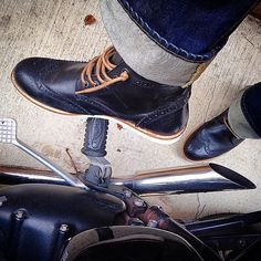 Boardwalk Wingtip Boot
