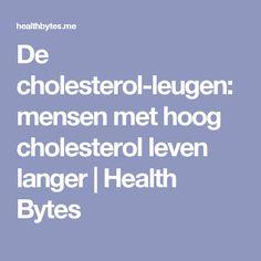 De cholesterol-leugen: mensen met hoog cholesterol leven langer | Health Bytes
