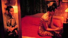 In the Mood for Love (2000) Unfulfilled longing is beautiful and has meaning says this movie.