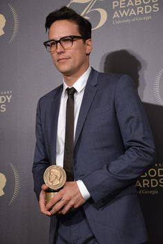 FUTURE ACADEMY AWARD WINNER CARY FUKUNAGA : Cary Fukunaga attends The 75th Annual Peabody...