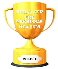 Tumblr Post - YOU DID IT!!!! YOU SURVIVED!!!! YOU WAITED 2 YEARS!!! YOU DID IT, YOU FUCKING DID IT!!! HERE'S A TROPHY TO SHOW THE WHOLE FUCKING WORLD HOW PATIENT AND FANFUCKINGTASTIC YOU ARE!!! YOU FUCKITYFUCKING DID IT!!!