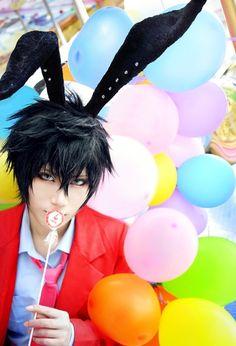 cosplay - Gareki (Karneval/Carnival)