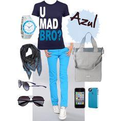 Me encanta el azul