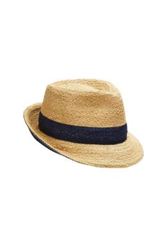 Chance Straw Fedora | Camille Styles