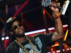 2 Chainz won 3 awards at the 2012 BET Hip Hop Awards, while Kanye West who did not attend won 6 awards.