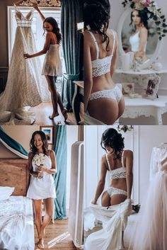 Bridal Boudoir Wedding Photography #weddingphotos #Boudoir #weddingideas