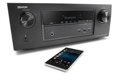 Denon starter årets hjemmekinoslipp med modellene AVR-X1100 og AVR-X2100.