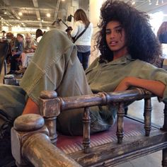 Imaan Hammam - Page 49 - the Fashion Spot