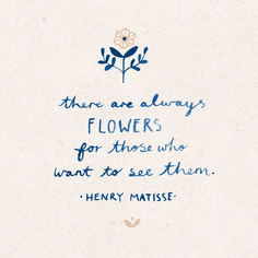 henry matisse quote