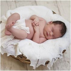 Soft ivory white Christening Shawl knitted with super fine Merino wool and hand-finished scalloped edges. Also ideal for a special occasion baby gift. Baby Shawl, Newborn Baby Gifts, Bassinet, Christening, Merino Wool, Cute Babies, Sons, Blanket, Children