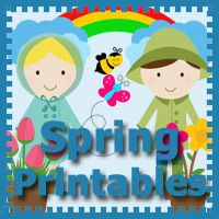 Free Spring Pack- Over 80 pages of Spring activities from ages 2 to 7. 3Dinosaurs.com