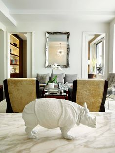 Interior design and sophisticated  style