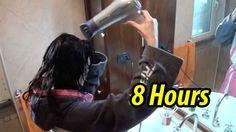 ASMR  Hair Dryer Sound Relax Sleep Trick tinnitus therapy
