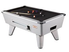 Supreme Winner Pool Table Aluminium