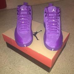 Shop Women's 2 Cute Purple size 7 Sneakers at a discounted price at Poshmark. Description: Jordan Sold by Fast delivery, full service customer support. Women's Shoes, Hype Shoes, Me Too Shoes, Shoe Boots, Shoes Sneakers, Jordan Shoes Girls, Girls Shoes, Shoes Women, Sneakers Fashion