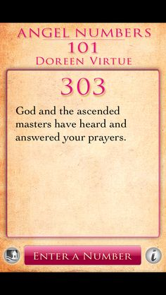 Angel number 303 - Angel Number 303 gives you the courage to live your life…