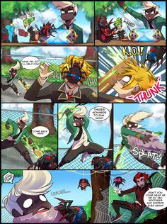 Gyazo - Academy Adventures | League of Legends