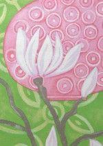 €88,90 Precio por rollo (por m2 €16,68), Papel pintado floral, Material base: Papel pintado TNT, Superficie: Liso, Aspecto: Mate, Diseño: Flores , Elementos florales, Jarrones, Color base: Verde amarillento, Beige verdoso, Color del patrón: Crema brillante, Violeta érica, Marrón grisáceo, Violeta pastel, Características: Buena resistencia a la luz, Súper-resistente al lavado, Difícilmente inflamable, Fácil de desprender en seco, Encolar la pared