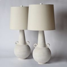 Eric Roinestad Table Lamps Pair 02