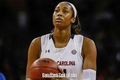 Trio of Gamecocks invited to WNBA Draft 2017