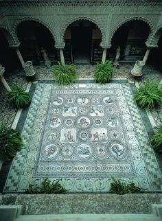 Casa de Pilatos y Palacio de la Condesa de Lebrija, Sevilla (by Turismo de Sevilla)