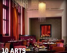 Valentine's Day in Philadelphia - Restaurant and Dining Specials ... Join 10 Arts Bistro & Lounge for beautifully refined, modern American cuisine created by Chef Nathan Volz.