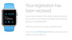 Apple Sells Apple Watch Sport with Guaranteed Delivery Date to Select Developers