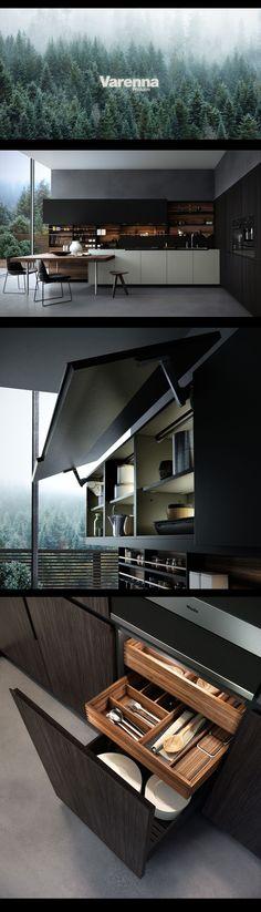 CGI_Poliform Kitchen - Галерея 3ddd.ru