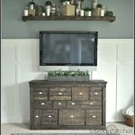 How To Create a Weathered Barnwood Look With This Inexpensive Substitute - Giddy Upcycled