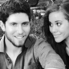 Check out the first photo of Ben Seewald and Jessa Duggar kissing!