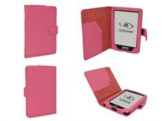 Bestseller Case voor de Kobo Glo eReader - Pink