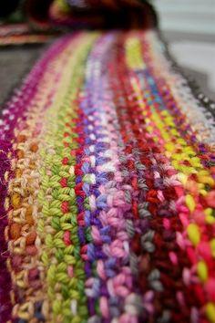 Ravelry: JoeysHouse's Mmmm... leftovers scarf