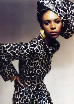 Favourite Top African and Black Models #1 - Page 168 - the Fashion Spot