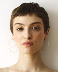 Today we have the most stylish 86 Cute Short Pixie Haircuts. Pixie haircut, of course, offers a lot of options for the hair of the ladies'… Continue Reading → Short Pixie Haircuts, Pixie Hairstyles, Short Hair Cuts, Short Hair Styles, Teenage Hairstyles, Short Straight Hair, Medium Hairstyles, Wedding Hairstyles, Cut My Hair