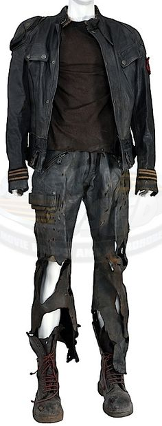 Terminator Salvation / Marcus Wright's Outfit (Sam Worthington)