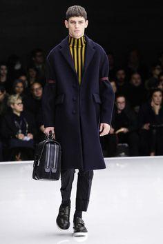 ZZEGNA Menswear Fall Winter 2014 Milan  by Paul Surridge with Arthur Gosse
