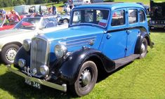 Great British, Old And New, 1930s, Cool Cars, Antique Cars, Classic Cars, Vehicles, Vintage Cars, Vintage Classic Cars