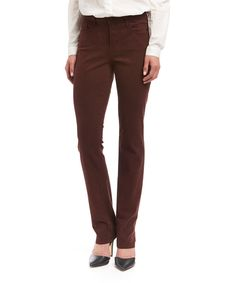 Look at this NYDJ Port Samantha Slim Pants on #zulily today!