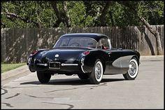 1957 Chevrolet Corvette ★。☆。JpM ENTERTAINMENT ☆。★。
