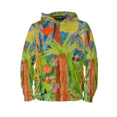 Hoodie Hooded Jacket, Athletic, Unisex, Hoodies, Jackets, Collection, Color, Art, Fashion
