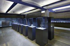 Interior Renovation by Doojin Hwang Architects - Choonwondang Museum of Korean Medicine