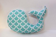 Chambre aqua moderne cadeau de shower de bébé thème par LilKingdom