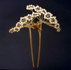 lucien gaillard hair pin