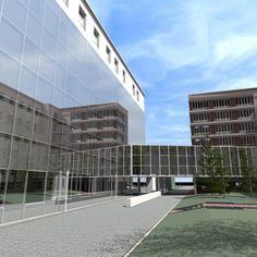Wielka zmiana w szpitalu im. Michigan, Multi Story Building