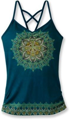 Have this tank by prAna and love it!! #wisdommats http://www.wisdommats.com/