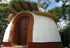 DIY Eco-Friendly Earthbag Homes