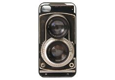 An iPhone case for that retro camera look. - Brit & Co. - Tech Ok now all I need is am I phone love this