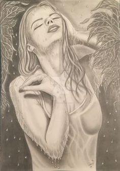 DaisyPearl7's DeviantArt Gallery #pencildrawing #realisticdraw #woman #blackandwhite #girl #drawing #portrait #portraitdrawing #female #hair #hiper #hiperrealistic #retrato #desenhocarvão #desenho #hiperrealismo #desenhorealista #mulher #cabelo #pretoebranco #water #água # rain #dama #beleza #lady #prettywoman #beauty #chuva #nature #sensual #casal #amor #love #sedução