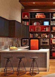renovated house in Rio de Janeiro,contemporary interior design,creative project